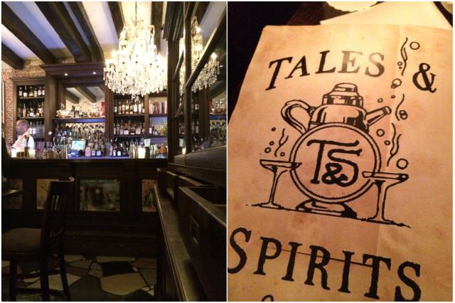Tales & Spirits